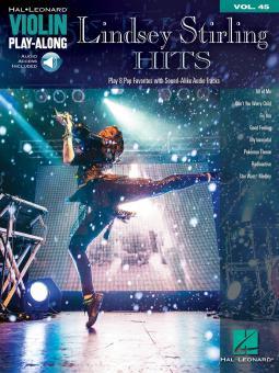 Violin Play-Along Vol. 45: Lindsey Stirling Hits