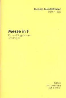 Messe in F op. 193