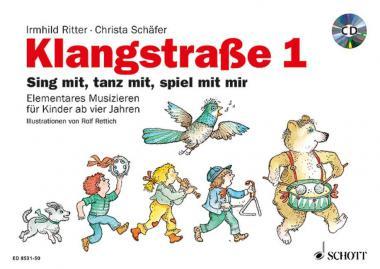 Klangstraße 1 - Kinderheft