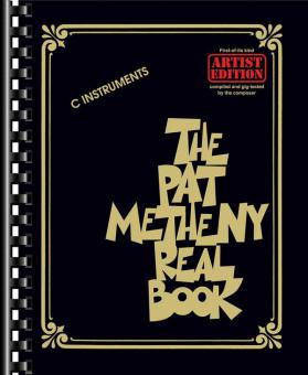 The Pat Metheny Real Book - Artist Edition