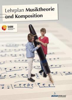 Lehrplan Musiktheorie und Komposition
