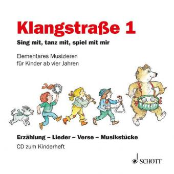 Klangstraße 1 - CD
