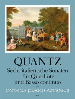 Six Italien Sonatas