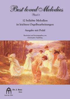 Best loved Melodies 3 - Ausgabe mit Pedal