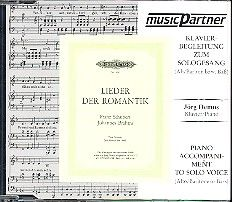 21 Selected Lieder by Schubert and Brahms