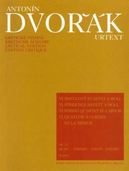 Streichquartett Nr. 6 a-Moll op. 12