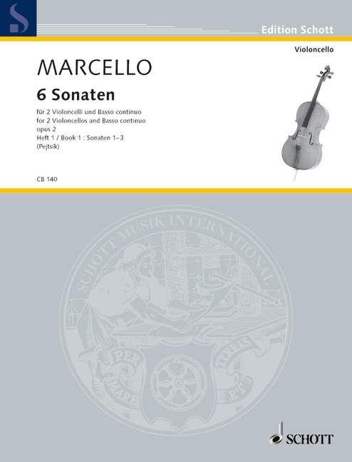 6 Sonaten Vol. 1: Nr. 1-3 Download