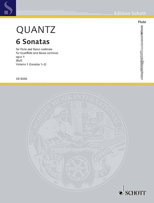 6 Sonatas op. 1 Vol. 1 Download