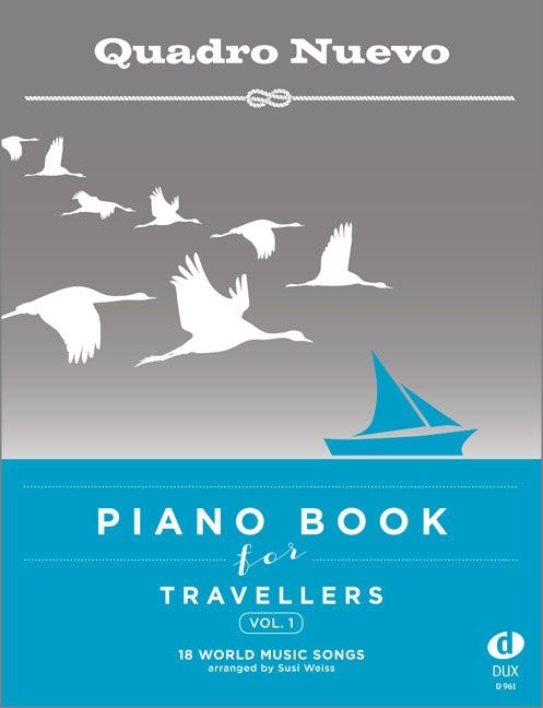 Piano Book for Travellers 1