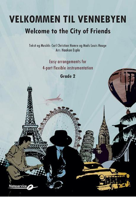 Welcome to the City of Friends