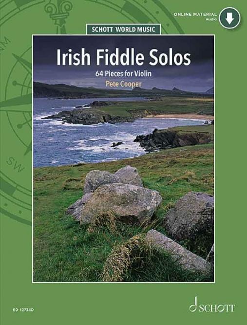 Irish Fiddle Solos Standard