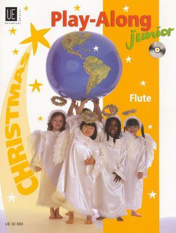 World Music Junior: Christmas - Play Along Flute