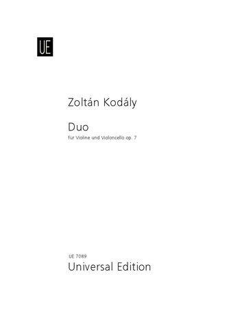 Duo op. 7 op. 7