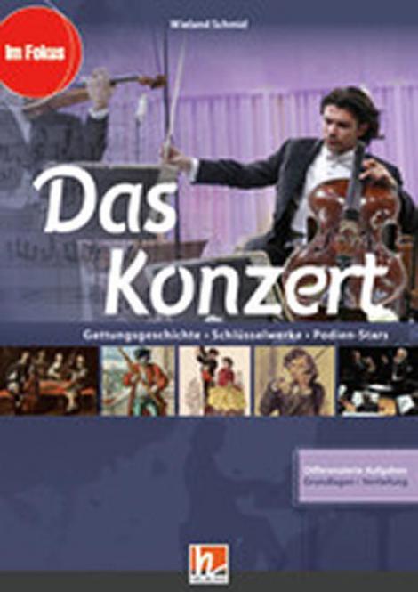 Das Konzert - Heft