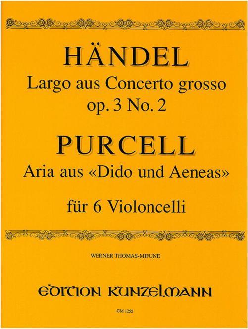 Dido's Lament and Handel's Largo