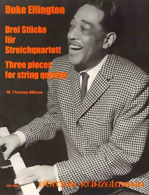 3 Pieces for String Quartet