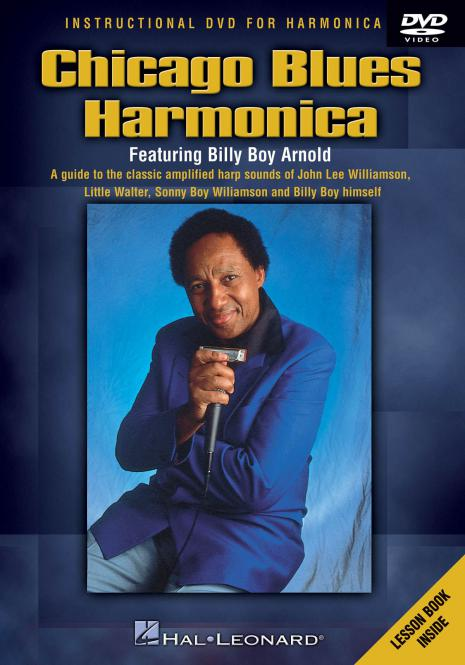 Chicago Blues Harmonica