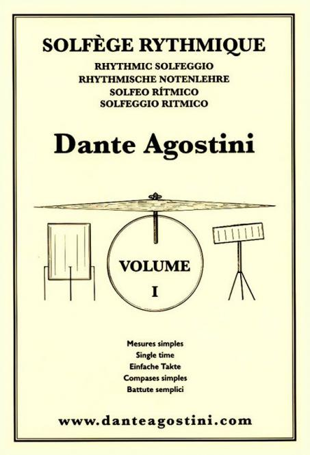 Rhythmic Solfeggio Book No. 1