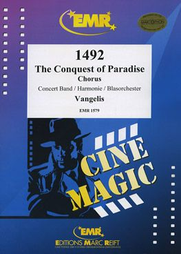 1492 - The Conquest Of Paradise Standard