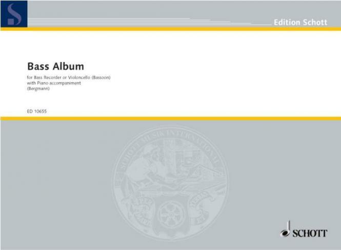 Bass Recorder Album Standard