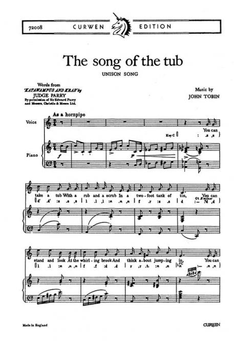 Song Of The Tub