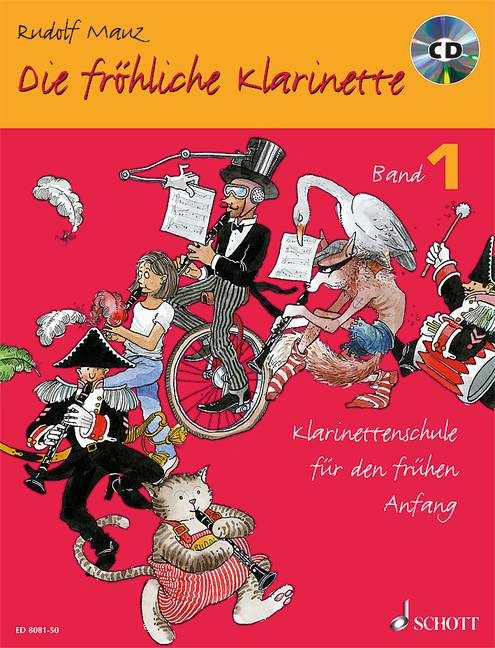The Jolly Clarinet Vol. 1