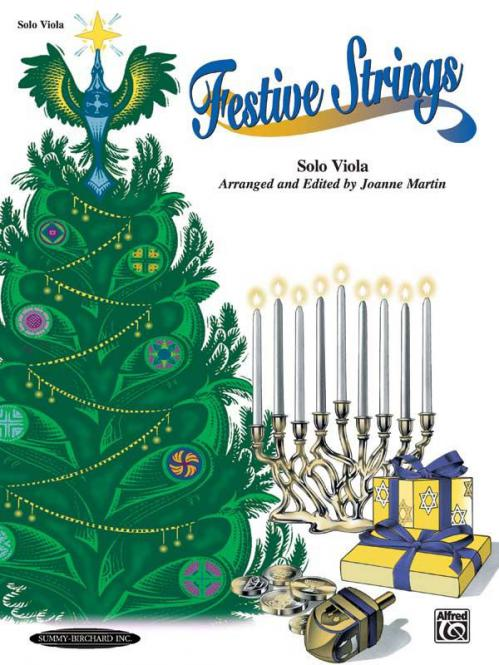 Festive Strings for Solo Instruments