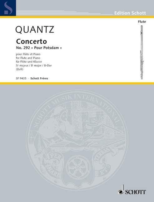 Concerto Bb Major No. 292 Standard