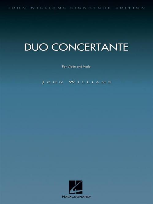 Duo Concertante for Violin and Viola