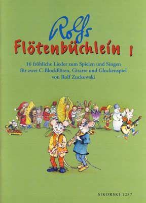 Rolfs Flötenbüchlein 1