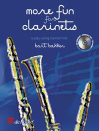 More Fun for Clarinets