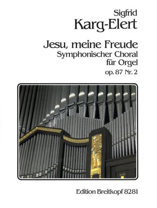 3 symphonische Choräle op. 87/2