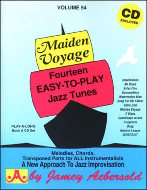 Aebersold Vol.54 Maiden Voyage