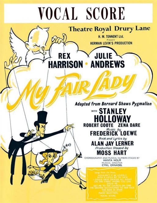 My Fair Lady (Vocal Score)