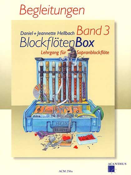 BlockflötenBox Band 3