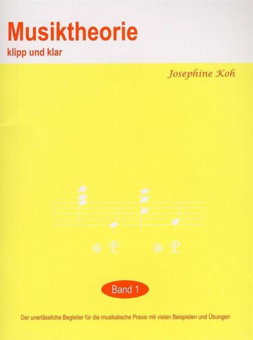 Musiktheorie klipp und klar Band 1