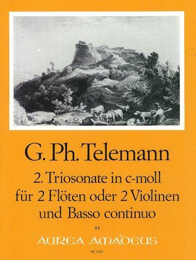 2. Triosonate in c-moll TWV 42:c1