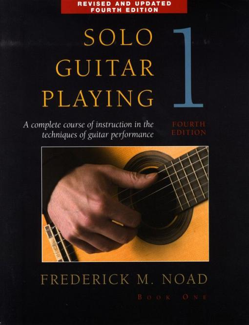 Solo Guitar Playing 1 (4th Edition)