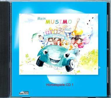 Mein Musimo: Lehrer-CD 1