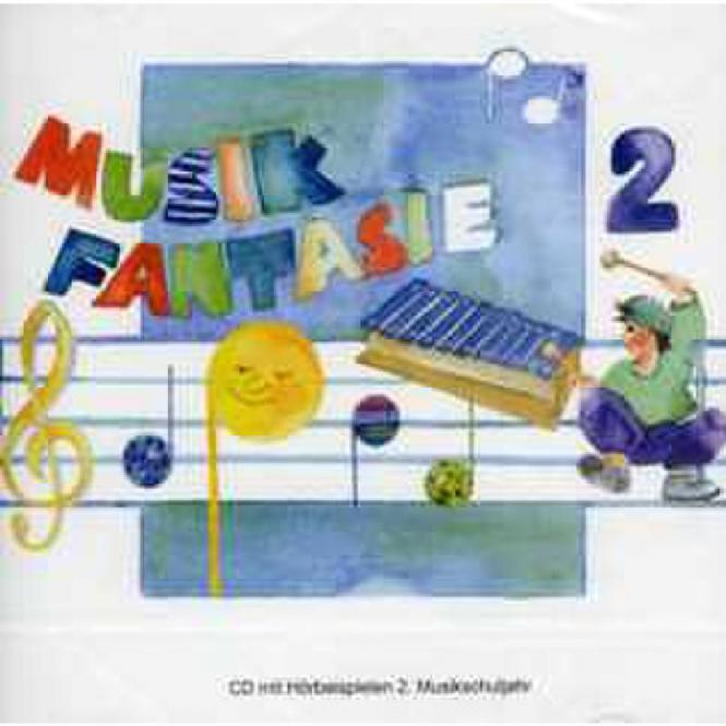 Musik-Fantasie 2: CD