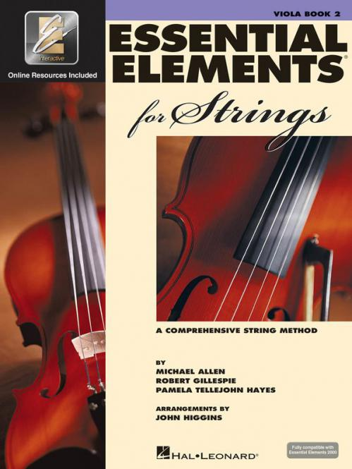Essential Elements 2000 for Strings 2