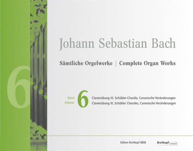Complete Organ Works 6