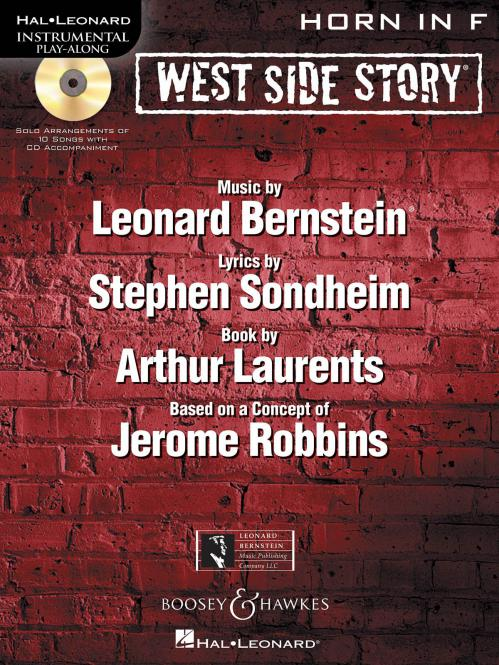 West Side Story Instrumental Play-Along For Horn