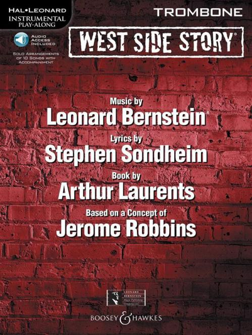 West Side Story Instrumental Play-Along