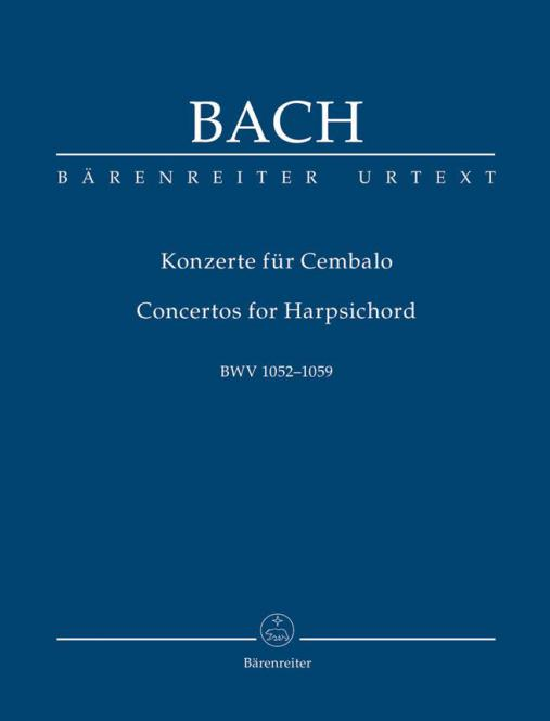 Concertos for Harpsichord BWV 1052-1059