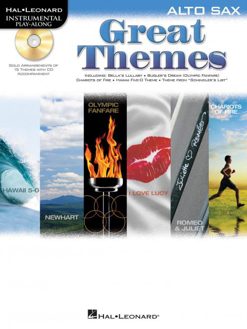 Great Themes for Alto Sax