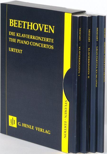 The Piano Concertos in a Slipcase