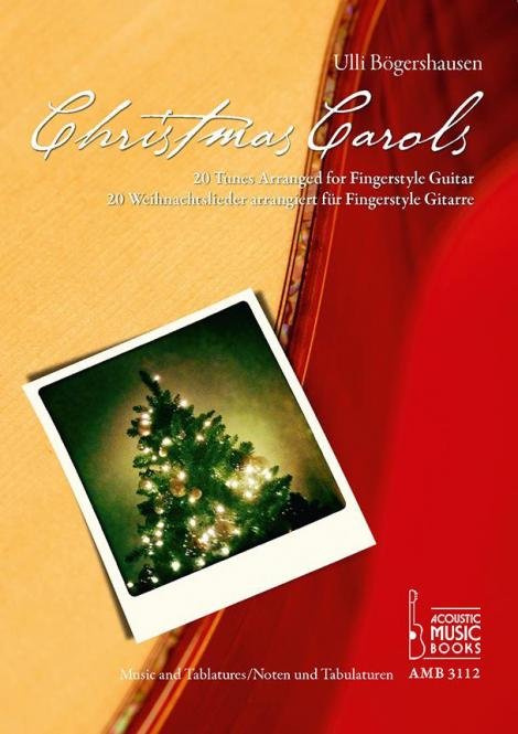 Christmas Carols for Fingerstyle Guitar