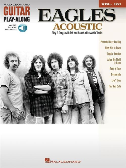Guitar Play-Along Vol. 161: The Eagles