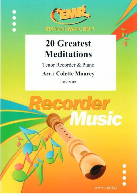 20 Greatest Meditations Standard